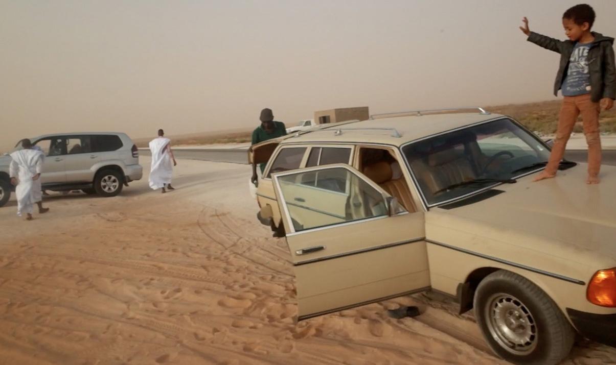 road trip voyage a Dakar